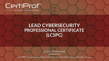 Certificacion Lead Cybersecurity (LCSPC)